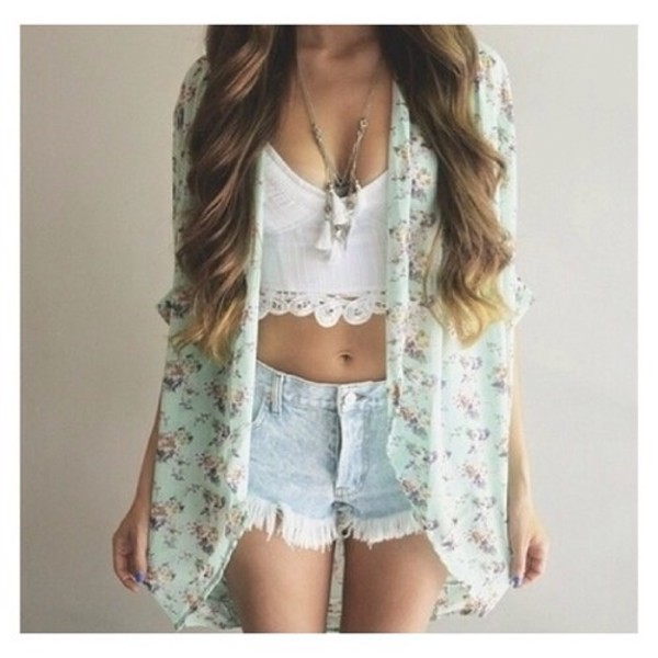367b368eaa1c68 Summer Nights Crochet Crop Top - White – Honey Peaches