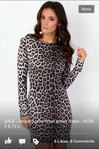 dress leopard print leopard print dress bodycon dress