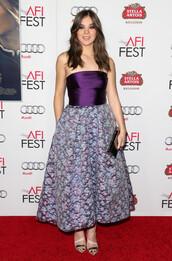 dress,hailee steinfeld