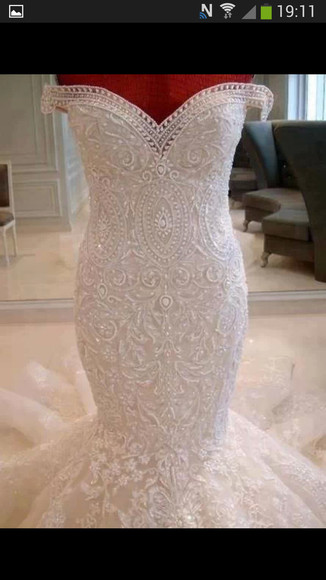 dress wedding dress vintage wedding dress lace wedding dresses mermaid wedding dresses