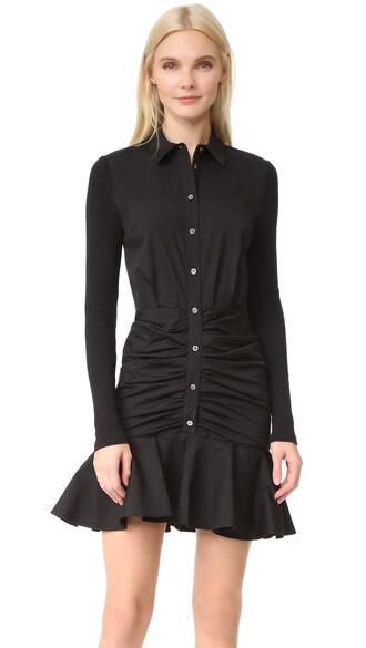 dress short dress short baby black