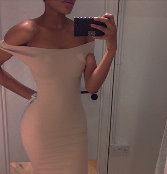 dress body fitted nude nude dress body fitted dress