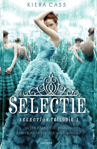 dress blue the selection selection dress blue ruffles book book case beautiful ruffle