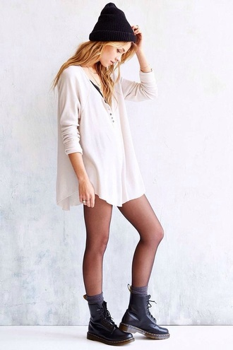 shirt hipster dress boho beige long beige dress long shirt