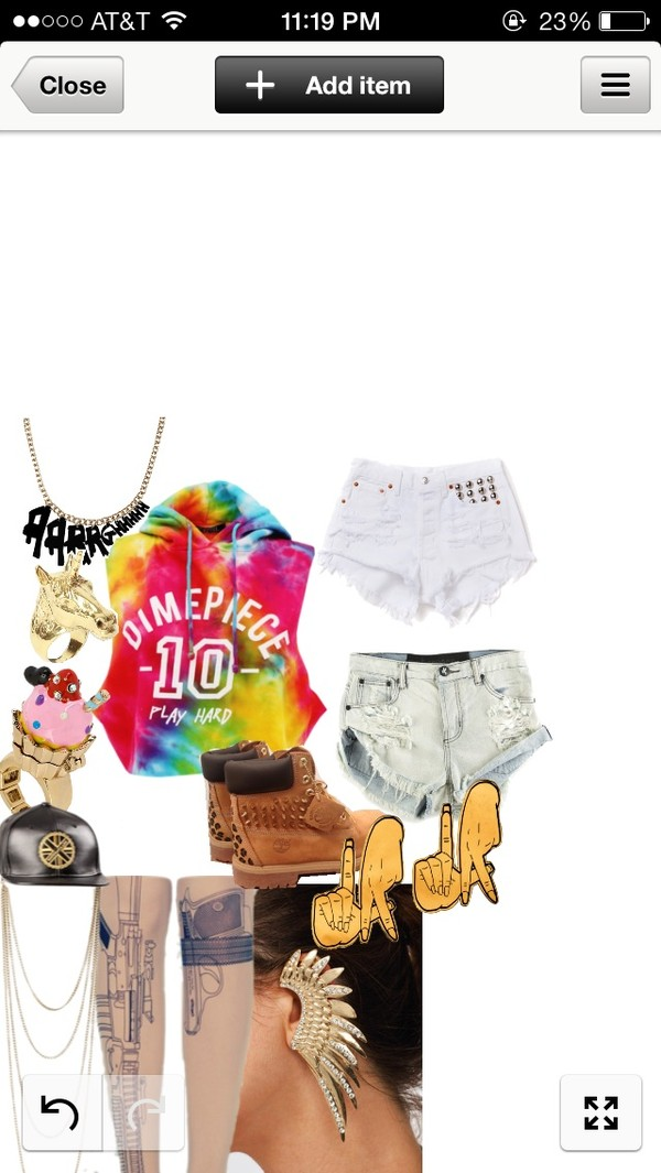 shirt tie dye tie dye cutoff hoodie hoodie shorts shoes jewels underwear hat sweater