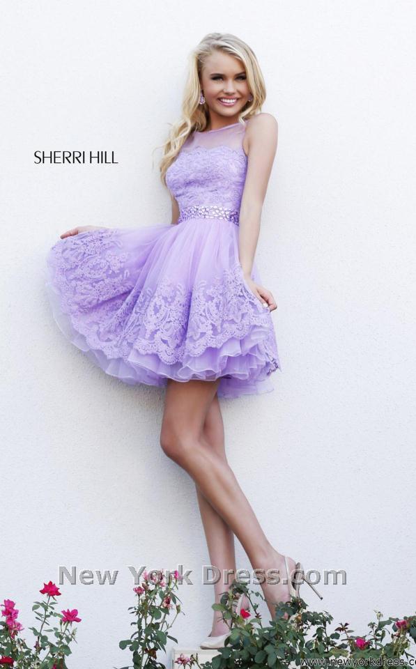 Sherri hill 11091 dress