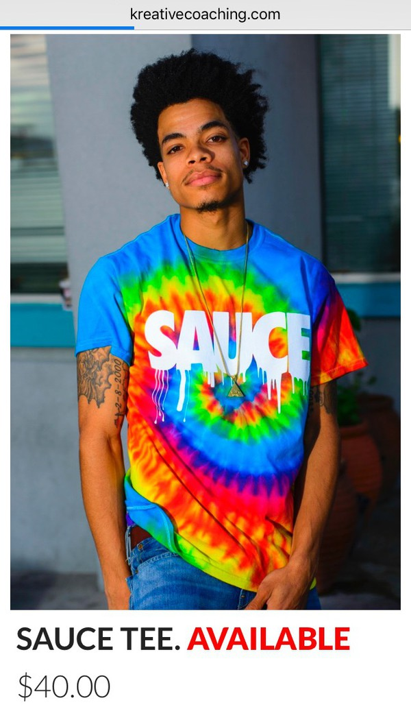 T Shirt Sauce Sauce Shirt Tie Dye Shirt Tie Dye