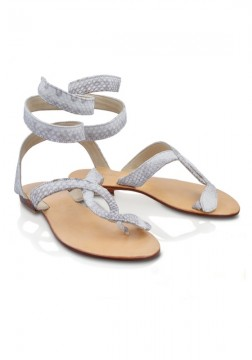Cocobelle | Snake Wrap Sandals at Beach Cafe UK
