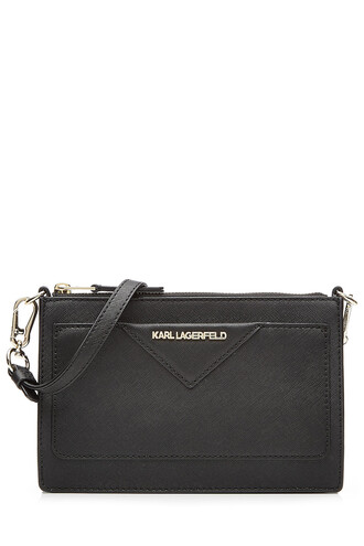 classic handbag leather black bag