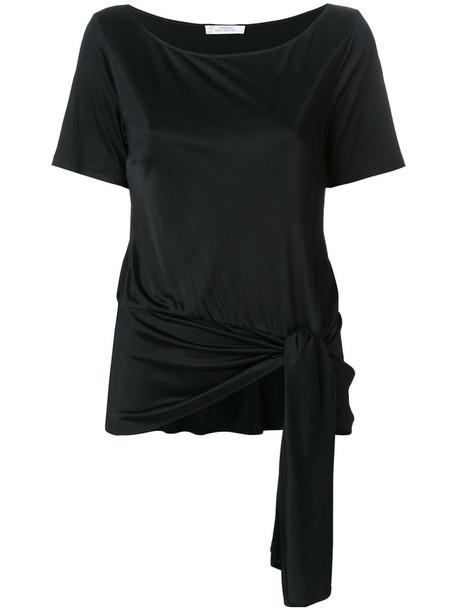 Versace Collection t-shirt shirt t-shirt women black top