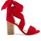 Raye maggie heel in ruby from revolve.com