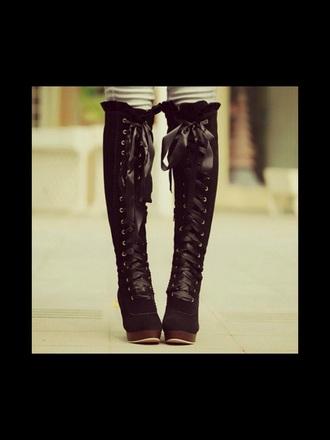 jumpsuit high heels