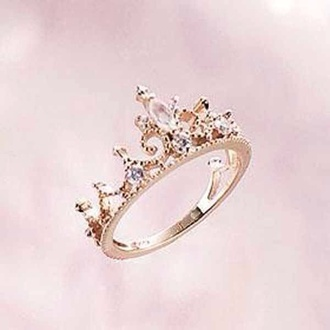 jewels tiara ring princess