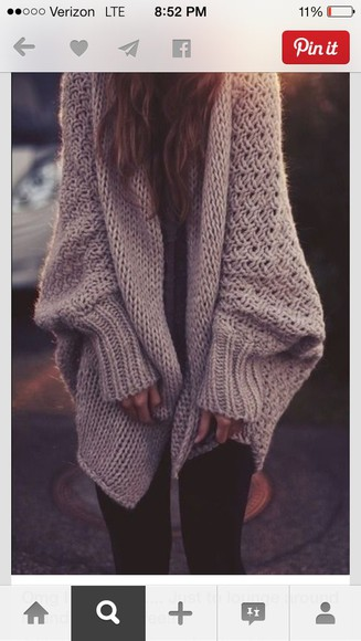 oversized sweater cardigan knitted cardigan tan neutrals