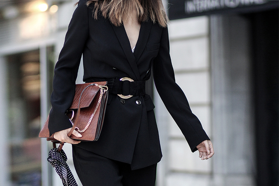 wide belt Archives - Fake Leather | Personal Style Blog
