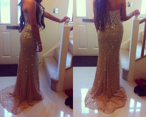 dress strass paillettes l prom dress diamonds strass dress nude abendkleider 2014 abendkleider beige dress beige wedding clothes