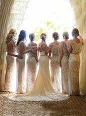 dress,sliver dress,long bridesmaid dress,dresses with sequins,wedding,silver dress