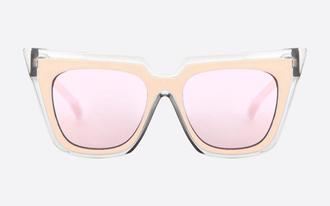 sunglasses pink sunglasses spring accessory