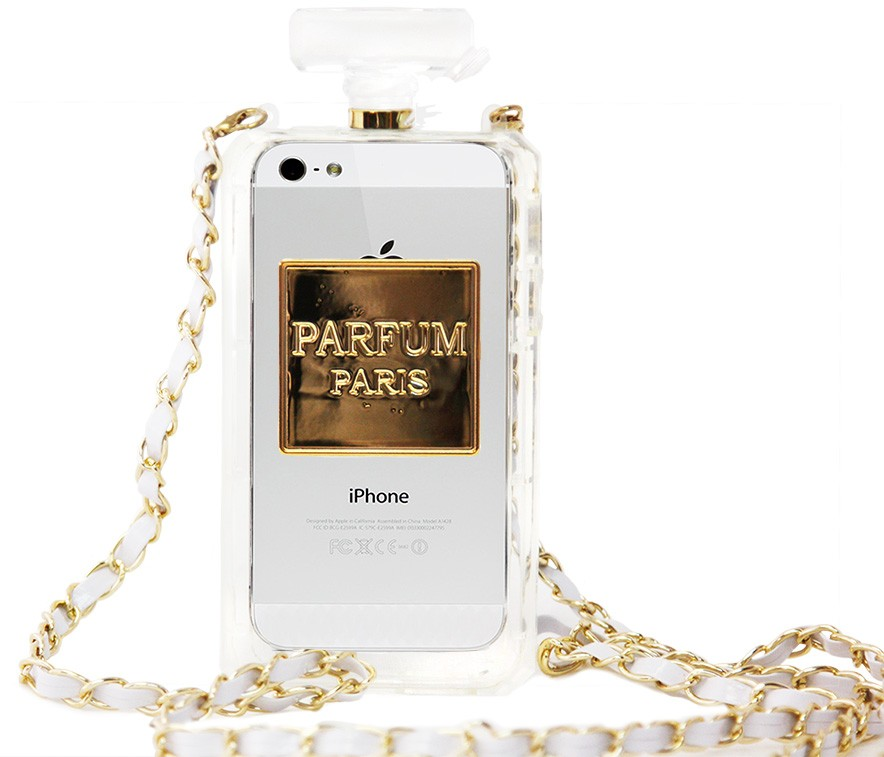 Parfum PARIS iPhone 5 Case - Clear - Tech - Accessories