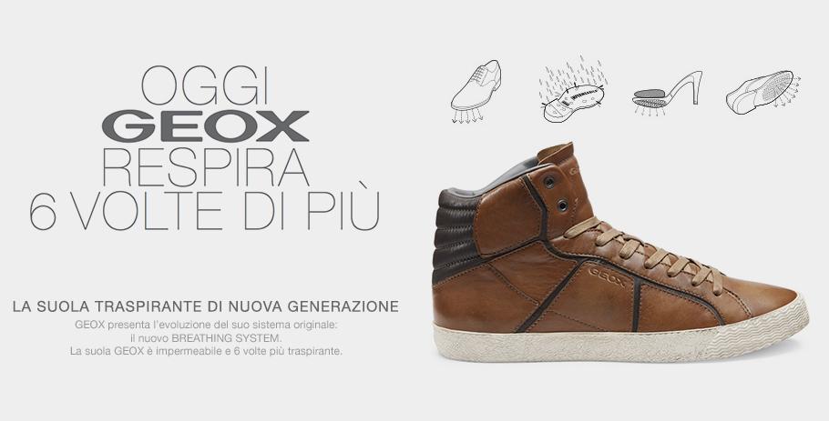 Geox | Negozio Ufficiale Online | Homepage