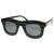 Oversize Thick Frame Designer Inspired Wayfarer Sunglasses 8519                           | zeroUV