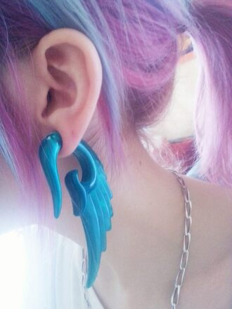 jewels plug earring plug piercing ear plug