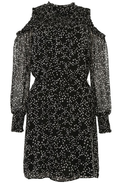 MICHAEL Michael Kors dress print dress print black