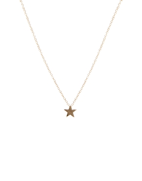 Gogo Philip | Gogo Philip Star Charm Necklace at ASOS