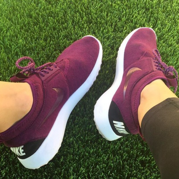Cheap Buy Shoes: nike, burgundy, maroon nike, nike shoes, purple, low top