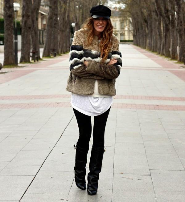 rebel attitude shoes coat t-shirt jewels