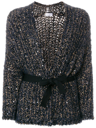 cardigan black sweater