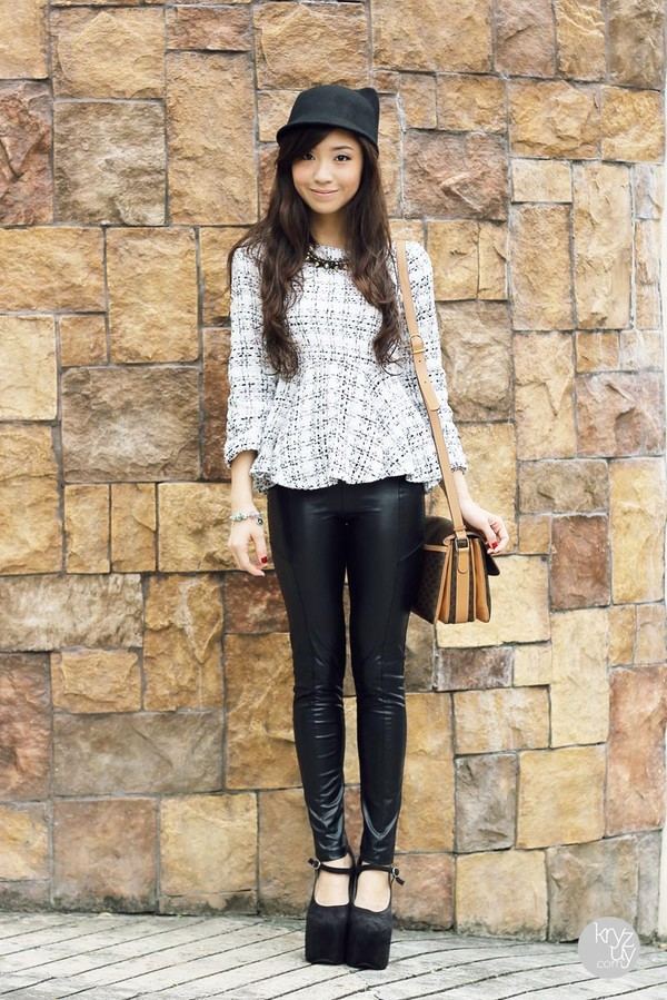 kryzuy t-shirt pants hat shoes bag jewels