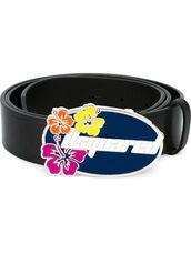 belt,logo belt,leather belt,leather,black,black belt,dsquared