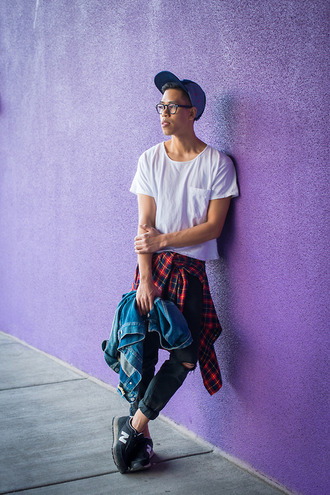 closet freaks blogger jacket t-shirt jeans