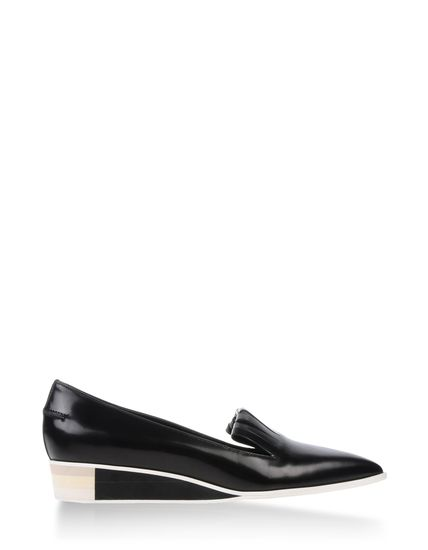 Acne Moccasins With Heel - Acne Footwear Women - thecorner.com