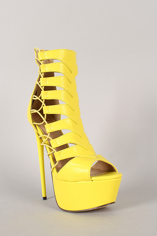 01 strappy open toe platform heel