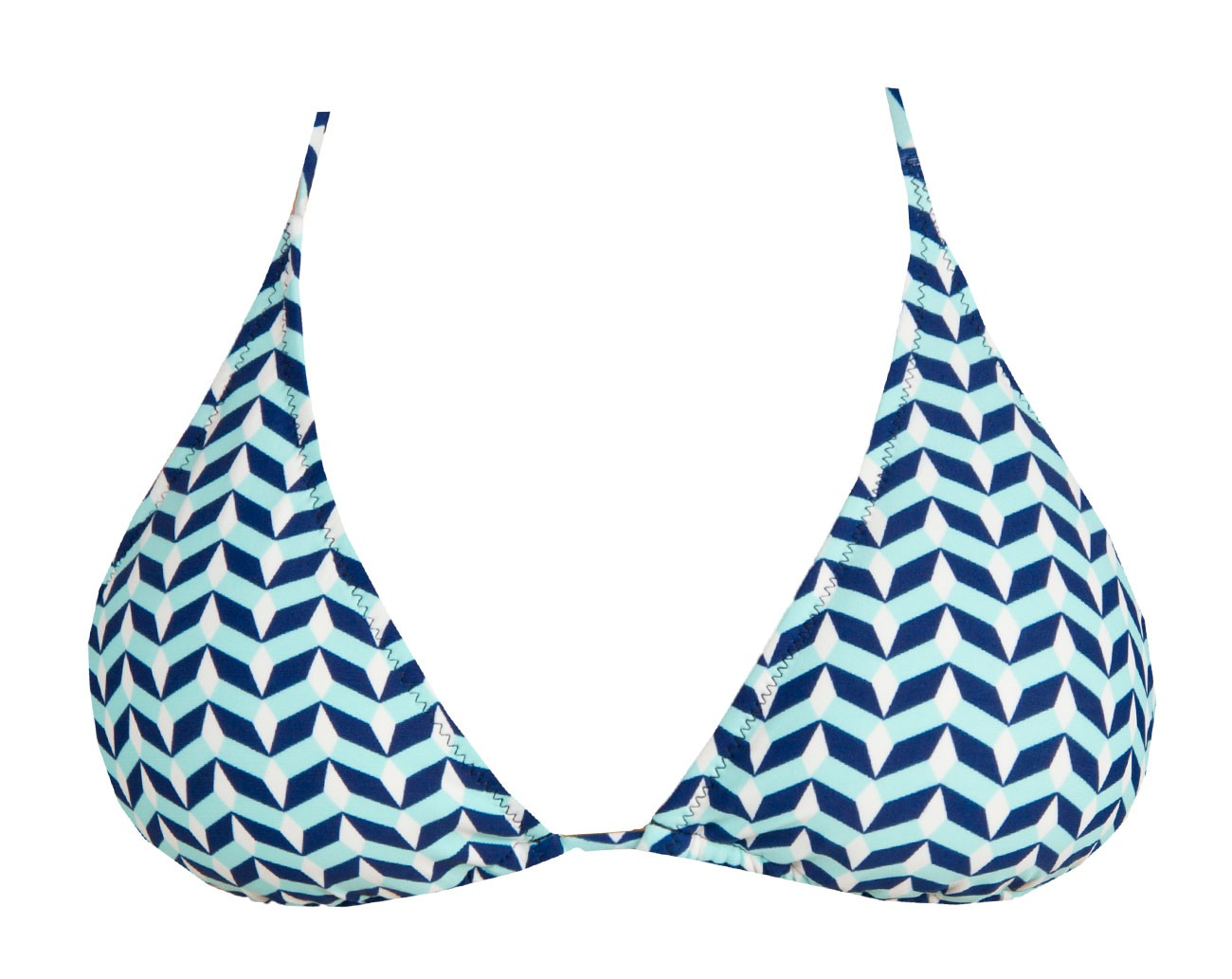 Helen jon chase string bikini top