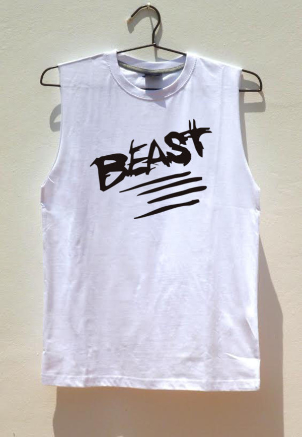 Tank Top Beauty And The Beast Beauty And The Beast