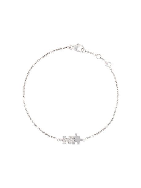 Akillis mini women gold white grey metallic jewels