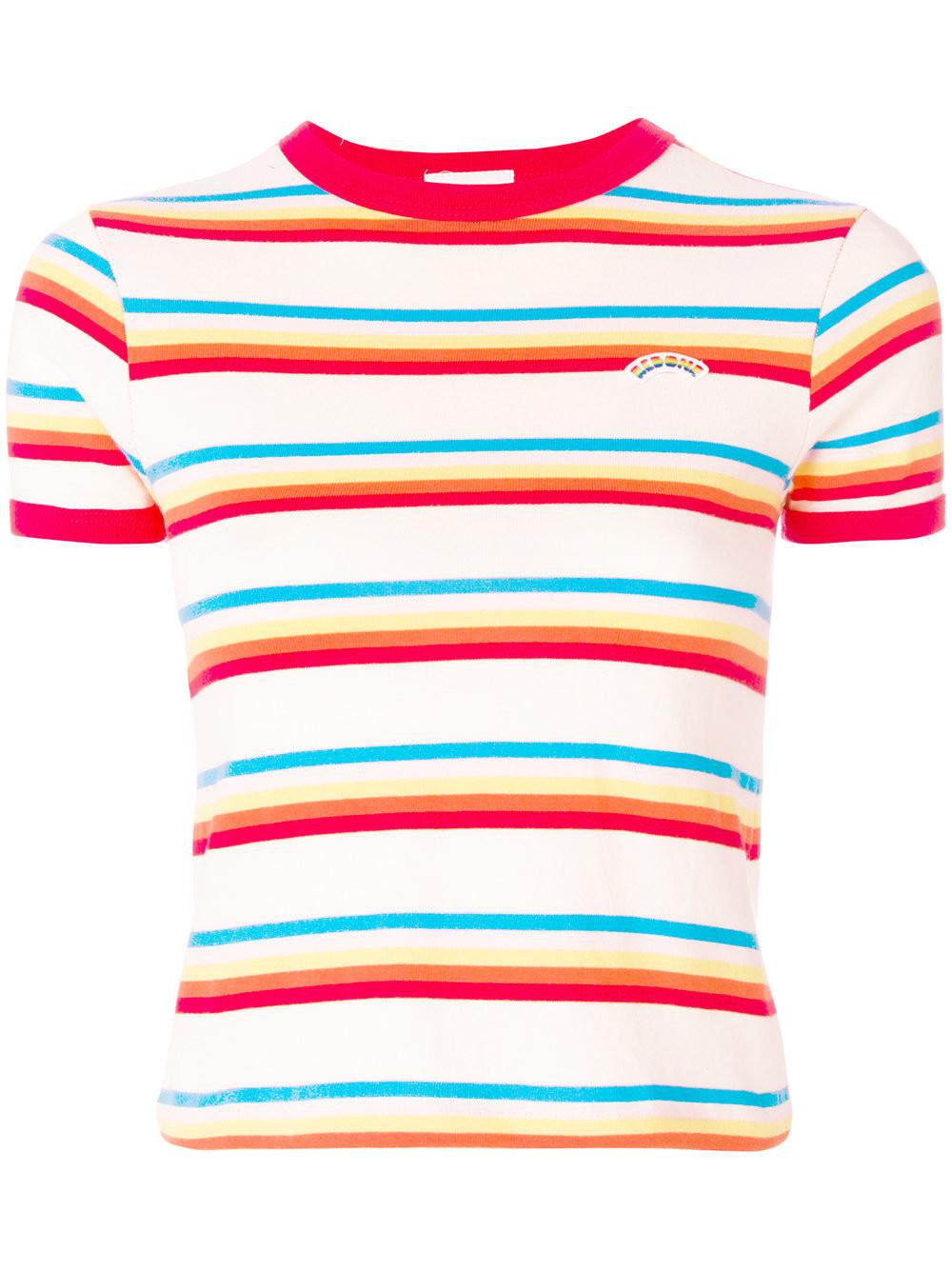 Joseph striped blouse - Nude & Neutrals