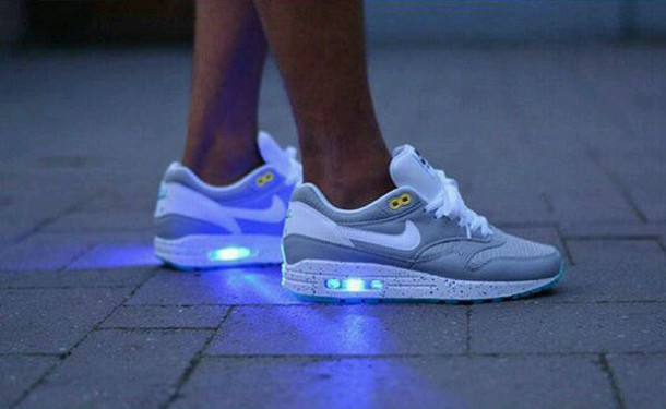 b80526a8d893 shoes lights nike air max cool glow in the dark