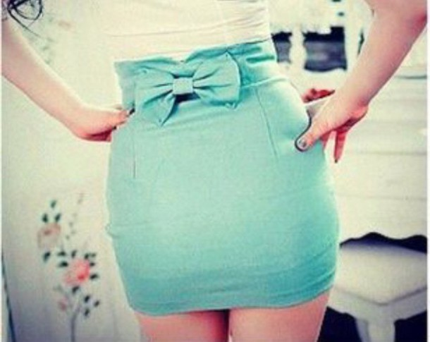 skirt style bows