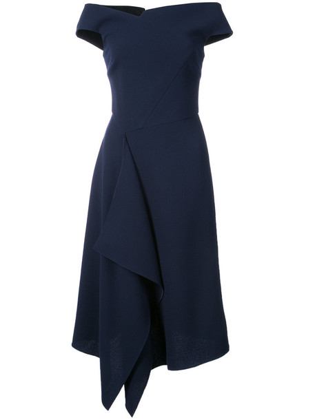 Roland Mouret dress women wool