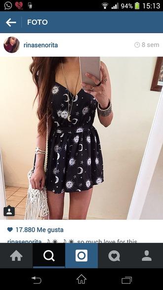 dress mistic rinasenorita sun moon summer summer dress