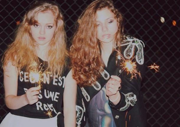 jacket fireworks hipster