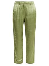 satin,green,pants
