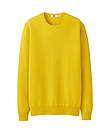 MEN HEATTECH CREW NECK SWEATER   - UNIQLO