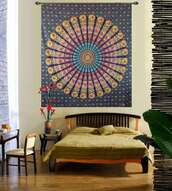 home accessory,hippie,tapestry,blue,yellow,aztec,boho,bohemian,boho decor,pretty,tribal pattern,jewels,indie,bedding,bedroom,boho bedding,mandala,mandala wall hanging,elephant,elephant print,wall decor,hippie wall hanging,wall paper,mandala fabric,cotton,tumblr,Handicrunch,colorful,home decor,homies,holiday home decor,home stickers,indian,indian bed spread,indian bedcover,print,printed tapestry,dorm tapestry,dorm decoration,dorm room,scarf,carpet,gypsy,hippy vibe,hipster  vintage,urban,vintage,blanket,psychedelic,psychedelic tapestries,stylish