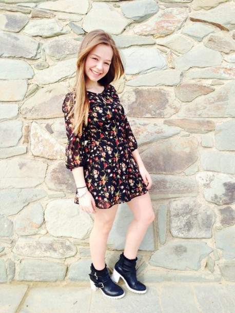 dress connie talbot spain floral dress floral
