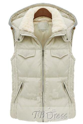 jacket vest cream cream color cream vest cream colored